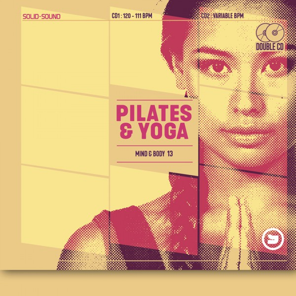 Mind & Body 13 - Pilates & Yoga (2CD)