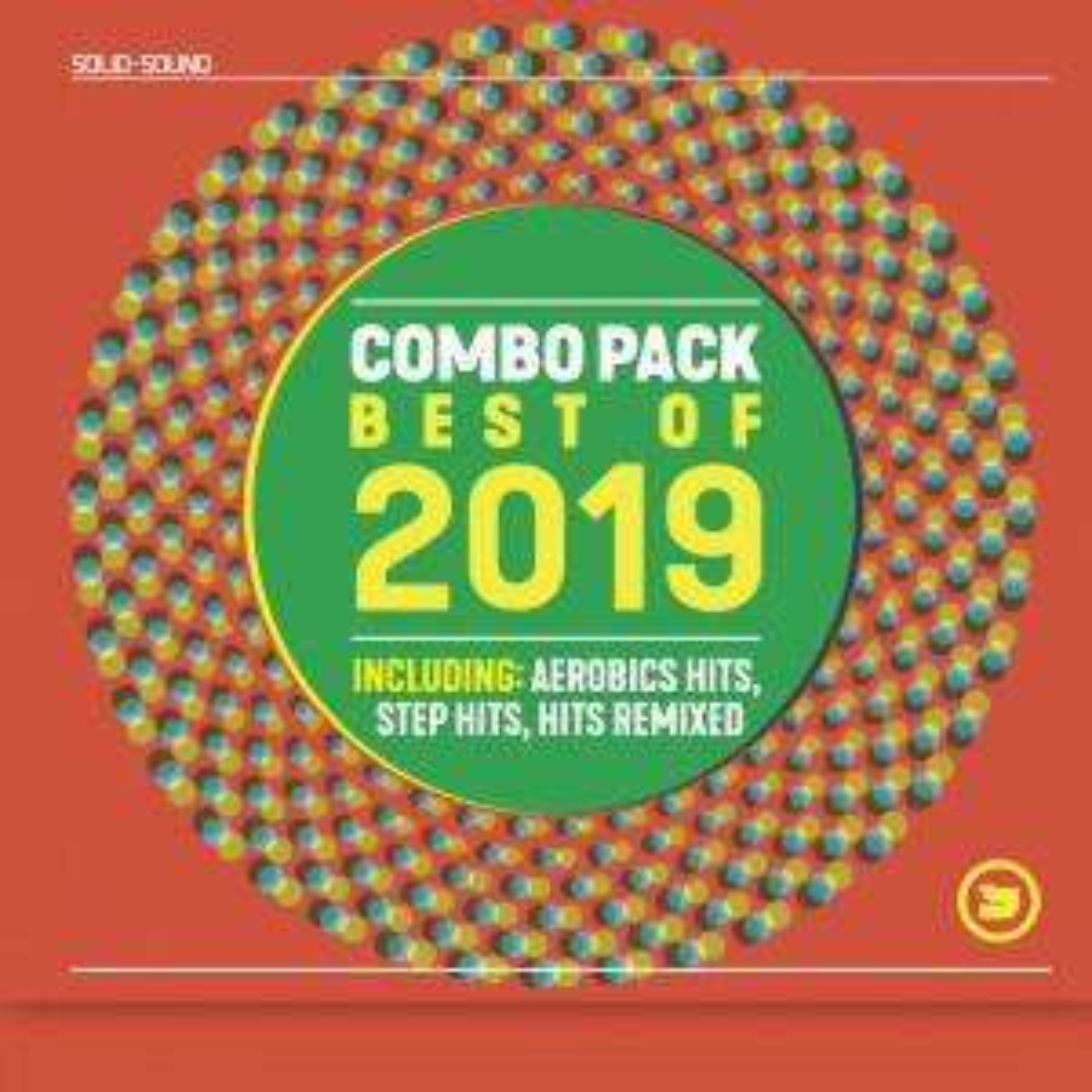 Combo pack: 3x BEST OF 2019 mixes