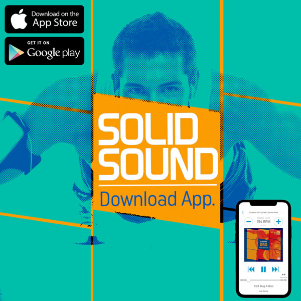 Free Solid Sound Download App, the advanced music player for fitness professionals